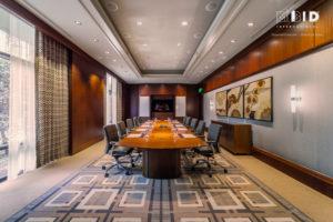 Executive Boardroom Interior Design North Carolina