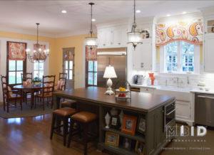 Greensboro Kitchen Design Colorful Kitchen Interior Design North Carolina