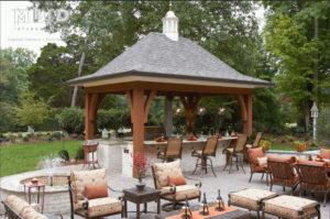 Greensboro Outdoor Kitchen Design