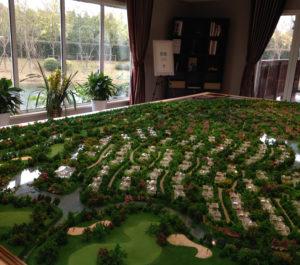 MBID international client luxury villas project