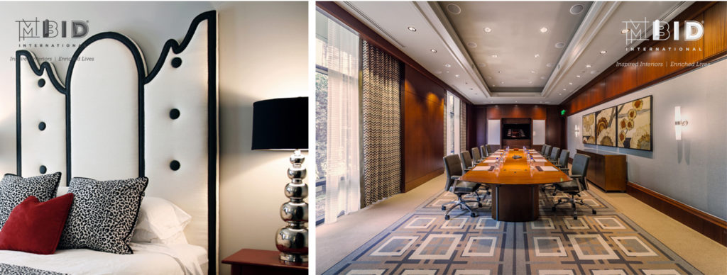 Custom Designs for Hospitality Clients